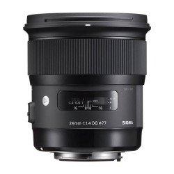 OCCASION - Sigma 24mm f1.4 DG HSM ART - Monture Nikon