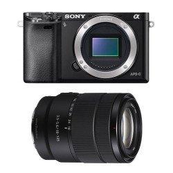 Sony Alpha 6000 Noir + 18-135 mm f/3.5-5.6 OSS