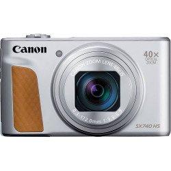 Canon PowerShot SX740 HS - Argent