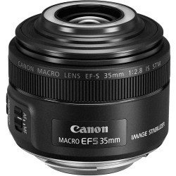 Canon EF-S 35 mm f/2.8 IS STM Macro