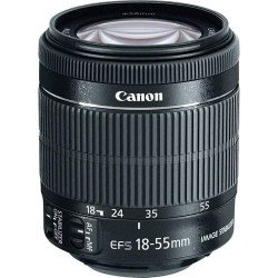 Canon EF-S 18-55 mm f/3.5-5.6 IS STM