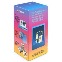 Polaroid OneStep 2 VF - Summer Blue + Pack photos OFFERT