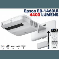 Vidéoprojecteur Interactif Epson EB-1460Ui - focal ultra-courte