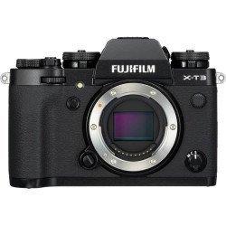 Fujifilm X-T3 Hybride Nu Noir
