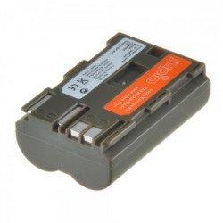Batterie JUPIO compatible  : Canon BP-511/511A/512/508/514/522/535 Capacité  : 1400 mAh Garantie 3 ans.
