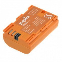 Batterie JUPIO Canon LP-E6n garantie 5 ans Capacité  :  1700 mAh JUPIO Batterie Canon LP-E6N (1700 mAh)