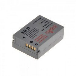Batterie JUPIO compatible  : Canon NB-10L  Capacité  : 920 mAh Garantie 3 ans.