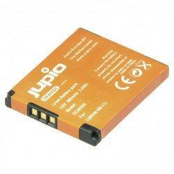 Batterie JUPIO compatible  : Canon NB-11L Capacité  : 680 mAh   Garantie 3 ans.