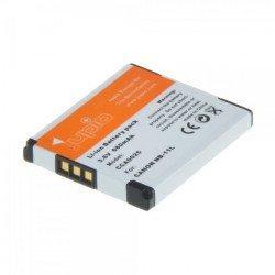 Batterie JUPIO compatible  : Canon NB-12L Capacité  : 1910 mAh Garantie 3 ans