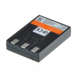 Batterie JUPIO compatible  : Canon NB-3L Capacité  : 900 mAh Garantie 3 ans.