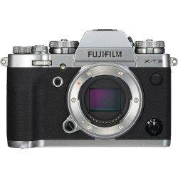 Fujifilm X-T3 Hybride Nu Argent