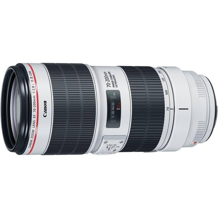 1b0b89f58d5b PixShop   Objectifs CANON Canon 70-200 mm EF f 2.8 L IS USM III