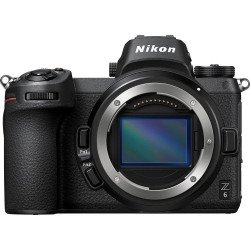 Nikon Z6 - Hybride Plein Format Nu