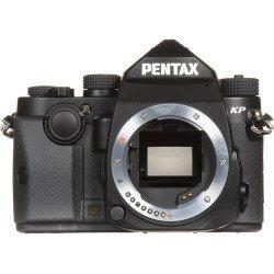 Pentax KP - Reflex Noir Nu