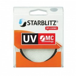 Filtre Objectif 77mm UV HMC Starblitz