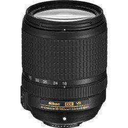 OCCASION - Nikon DX VR AF-S Nikkor 18-140mm 1:3.5-5.6G ED