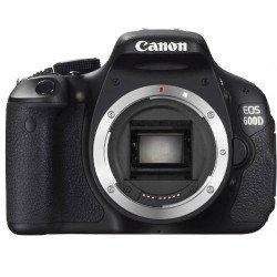 OCCASION - Canon EOS 600D - Reflex Numérique Nu