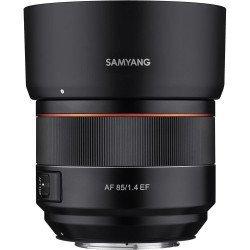 Samyang AF 85 mm f/1.4 EF - Monture Canon EF