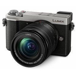 Panasonic Lumix GX9 Silver + 12-60 mm f/3.5-5.6  G Vario Power OIS