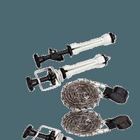 Fixations & accessoires
