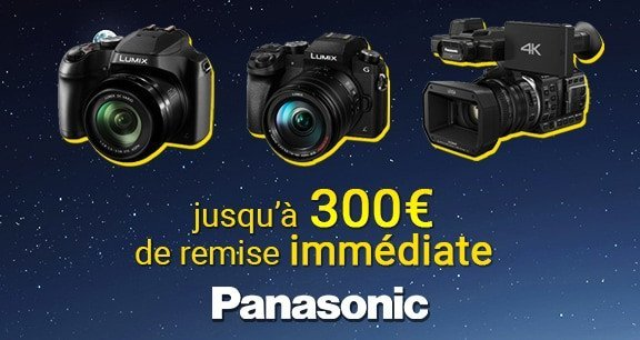 Promotions Panasonic