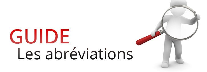 Abrévations Objectifs